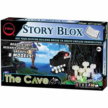 e-Blox Story Blox - The Cave