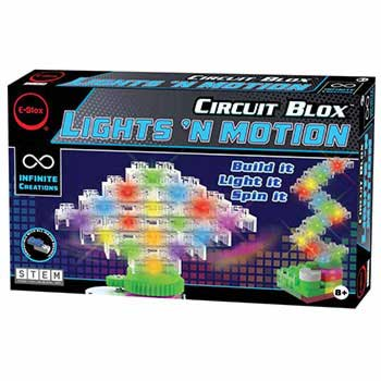 e-Blox Circuit Blox Lights 'N Motion