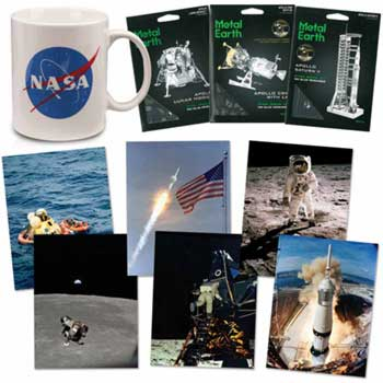 Apollo 11 Commemorative Set