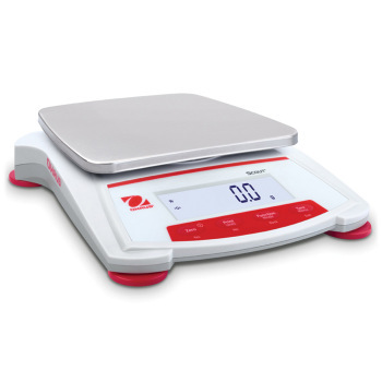 High Capacity OHAUS Scout™ Balances - High Capacity OHAUS Scout™ Balance (OHAUS #SKX8200)