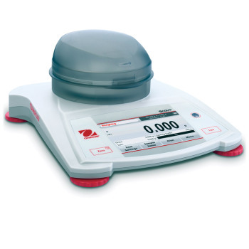 OHAUS Scout® STX Touchscreen Balances (Small Pan)
