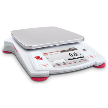 OHAUS Scout® STX Touchscreen Balances (Large Pan)