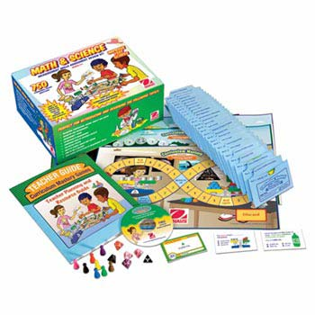 OHAUS Math & Science Measurement Skills Assessment Review Kit