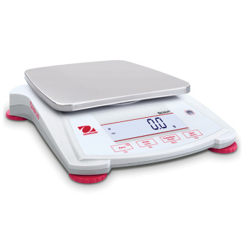 OHAUS Scout® SPX Balances (Large Pan) - OHAUS Scout® SPX Balance (OHAUS #SPX6201)