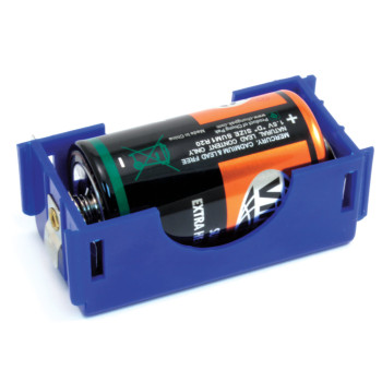 Battery Holders - D Cell Battery Holder - Single