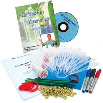 Cartesian Diversions Class Kit Plus DVD