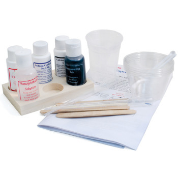 Patriotic Colors Chemistry Experiment Kit