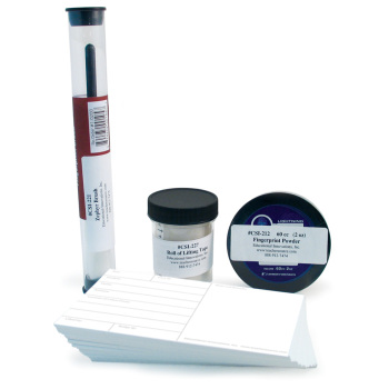 Bi-Chromatic Zephyr Fingerprint Supplies - Bi-Chromatic Zephyr Fingerprint Kit
