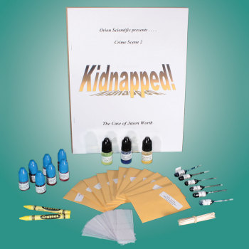 Kidnapped! The Case of Jason Worth