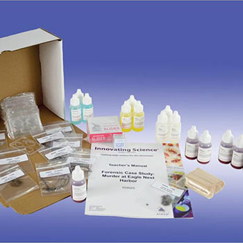 Classroom Forensic Supply Kit