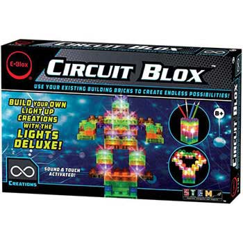 e-Blox Circuit Blox Lights Deluxe