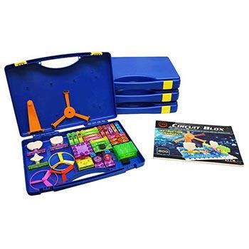 e-Blox Circuit Blox 800 Classroom Set