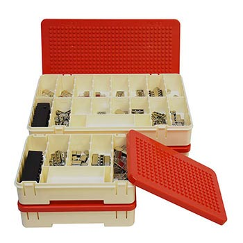 e-Blox Power Blox Essentials 310 Classroom Set
