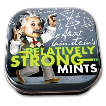 Einstein Relatively Strong Mints
