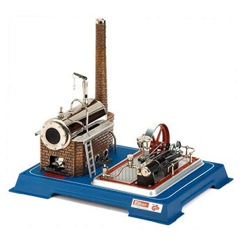 Wilesco D14 Steam Engine