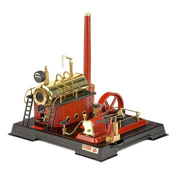 Wilesco D20 Steam Engine