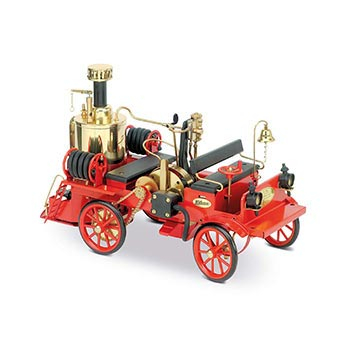 Wilesco Steamdriven Fire Engine - D 305