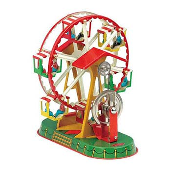 Wilesco M 78 - Ferris Wheel