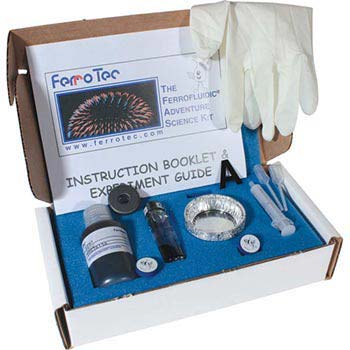 The Ferrofluidic Adventure Science Kit