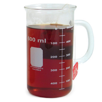 Tall Beaker Mug 600 mL 6/pkg