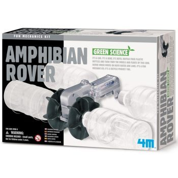 Amphibian Rover - Green Science Kit