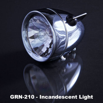 The PowerWheel Incandescent Light