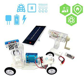 Horizon Multi Energy Car Science Kit