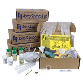 Home Science Lab en Español