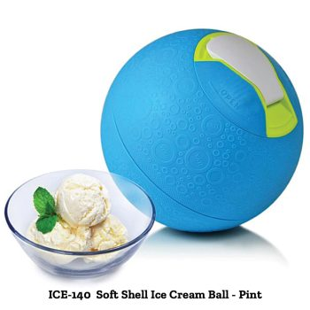 Soft Shell Ice Cream Balls - Soft Shell Ice Cream Ball - Pint