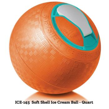 Soft Shell Ice Cream Ball - Quart