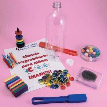 Ciencias Sorprendentes para Niños: ¡Imanes! (SPANISH)