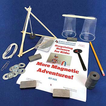 Surprising Science for Kids: More Magnetic Adventures