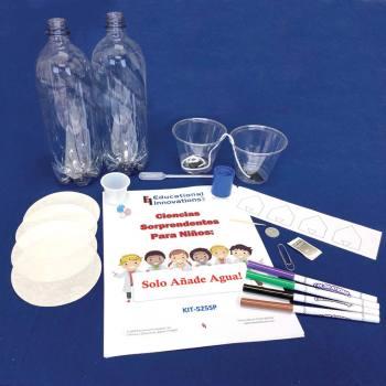 Ciencias Sorprendentes para Niños: ¡Solo añade agua! (SPANISH)