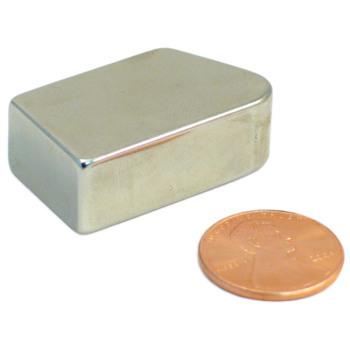 Neodymium Magnets - Neodymium Magnet (Large Trapezoid)