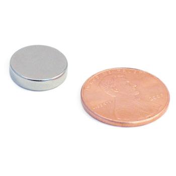 Neodymium Magnet (Small Disk)