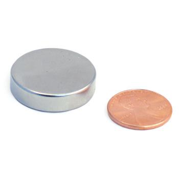 Neodymium Magnets - Neodymium Magnet (Large Disk)