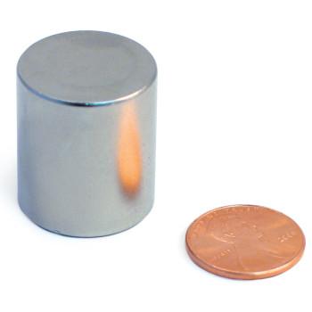 Neodymium Magnets - Neodymium Magnet (Extra Large Cylinder)