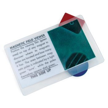 Magnetic Field Viewer Card - Magnetic Field Viewer Card