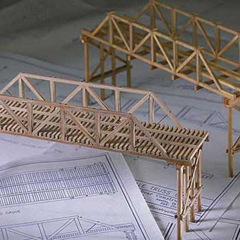 Balsa Bridge Building Kit - Balsa Bridge Classpack (24 students)