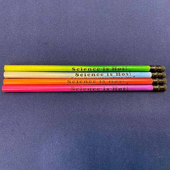 Heat-Sensitive Pencils