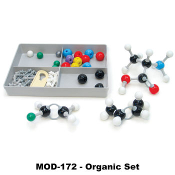 Molymod Molecular Model Sets - Molymod Organic Set