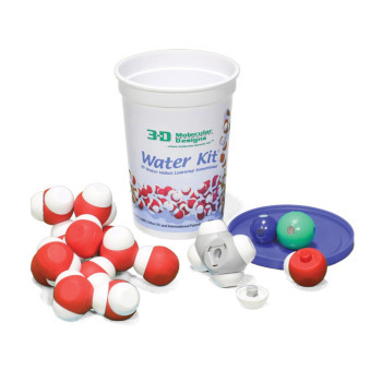 Magnetic Water Molecule Kit (single)