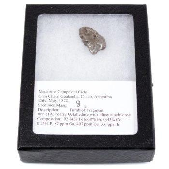 Campo del Cielo Meteorite Fragment