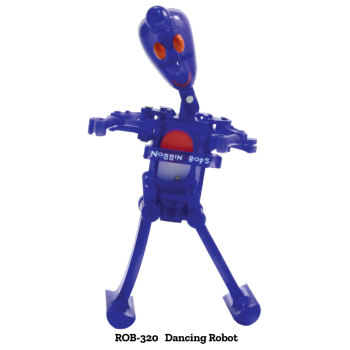 Dance with our Stars: Robots and Sliders - Dancing Robot