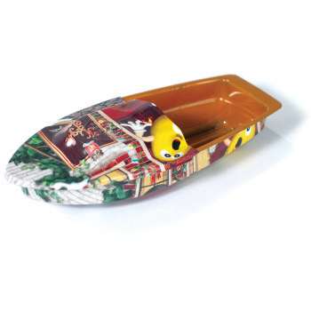 Putt Putt Steam Boat