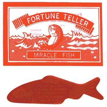 Fortune Fish - Fortune Fish (package of 72)