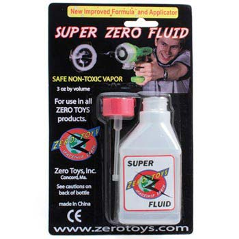 Super Zero Fog Fluid Refill (3 oz)