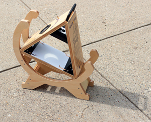 Sunspotter Solar Telescope