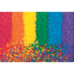 Ultraviolet Detecting Beads - UV Beads, Assorted Colors