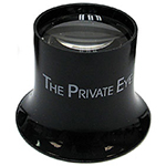 The Private Eye Loupe - The Private Eye Loupe